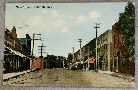 Leaksville Postcards